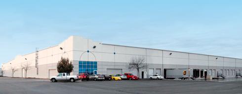 Fresno, California Warehouse