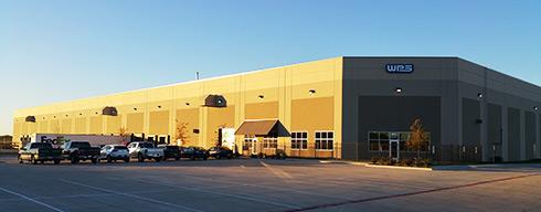 Midlothian, Texas Warehouse