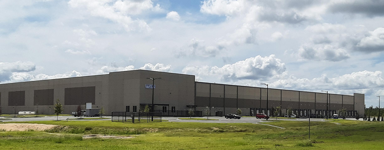 Midway, Georgia Warehouse